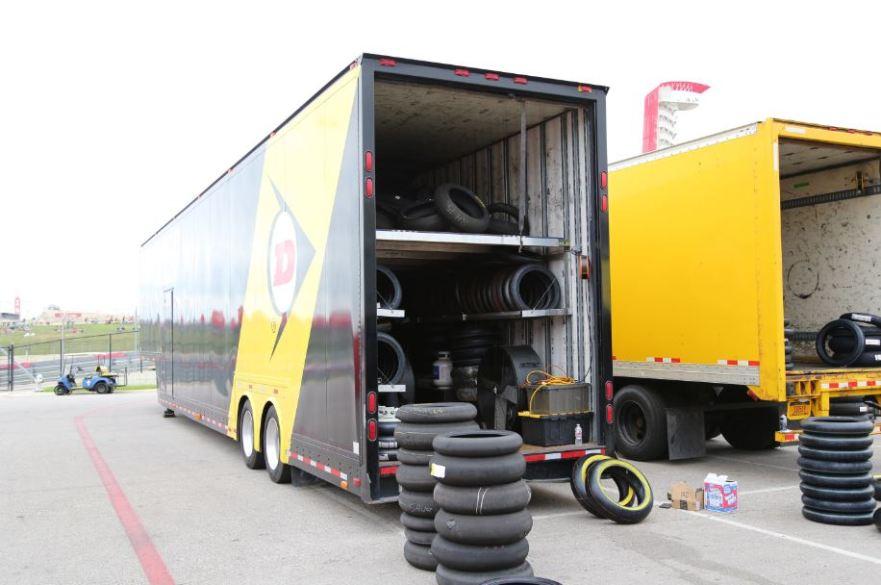 Bike-urious MotoGP Austin - Dunlop Tires