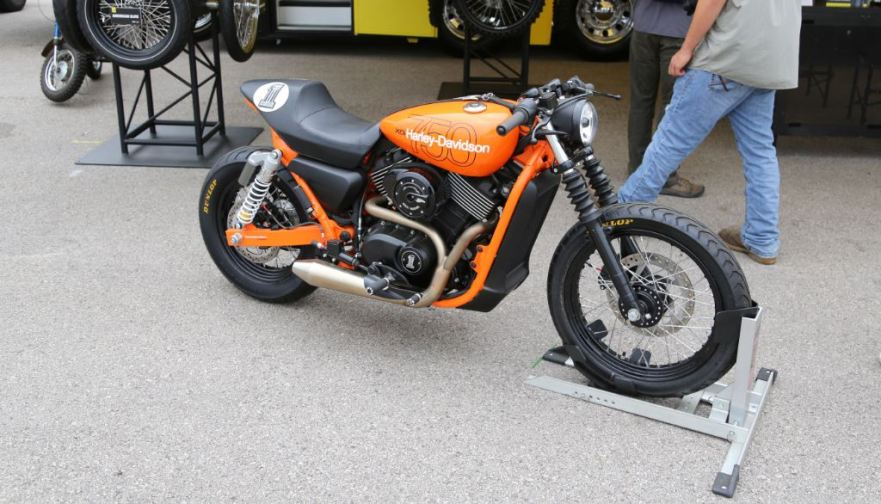 Bike-urious MotoGP Austin - Harley XG750