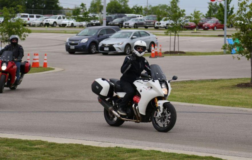 Bike-urious MotoGP Austin - Motus MST