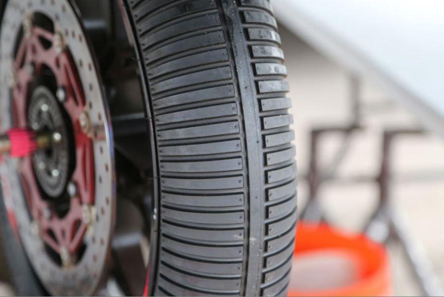 Bike-urious MotoGP Austin - Rain Race Tires