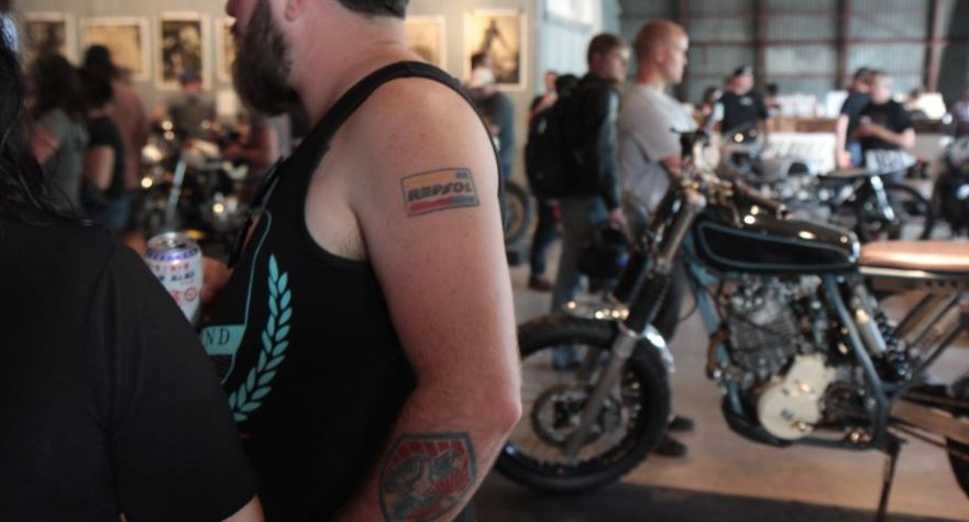 Bike-urious MotoGP Austin - Repsol Tattoo