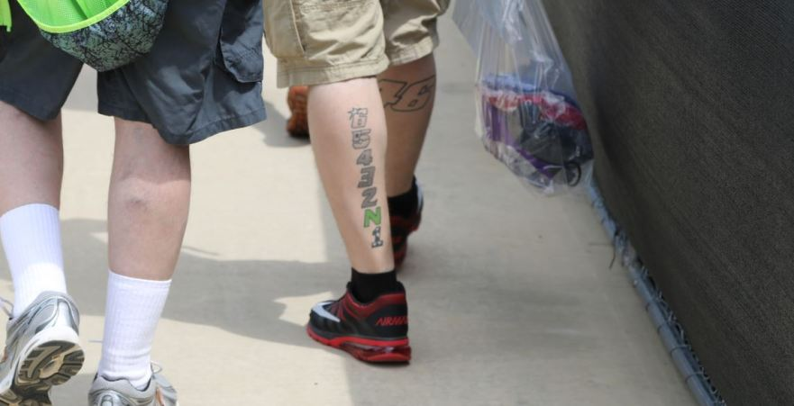 Bike-urious MotoGP Austin - Tattoo