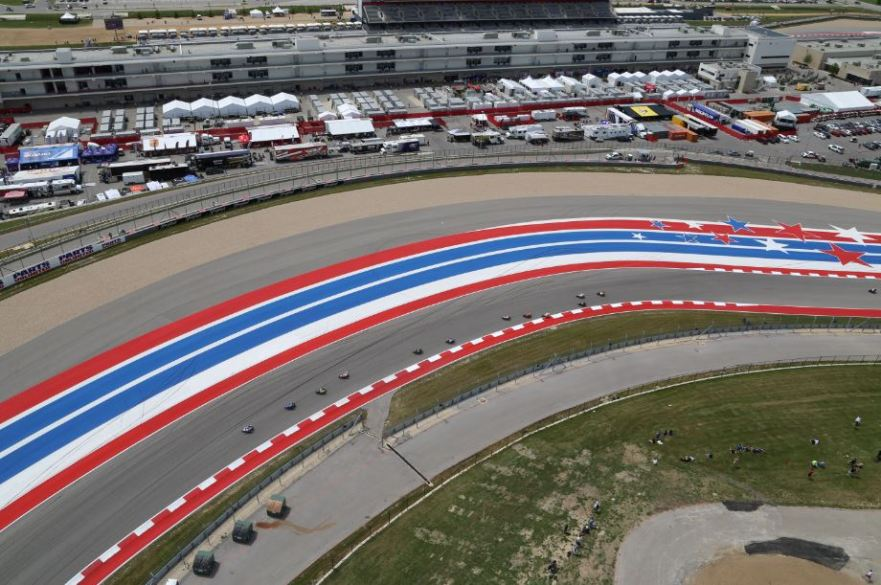 Bike-urious MotoGP Austin - Tower View 1