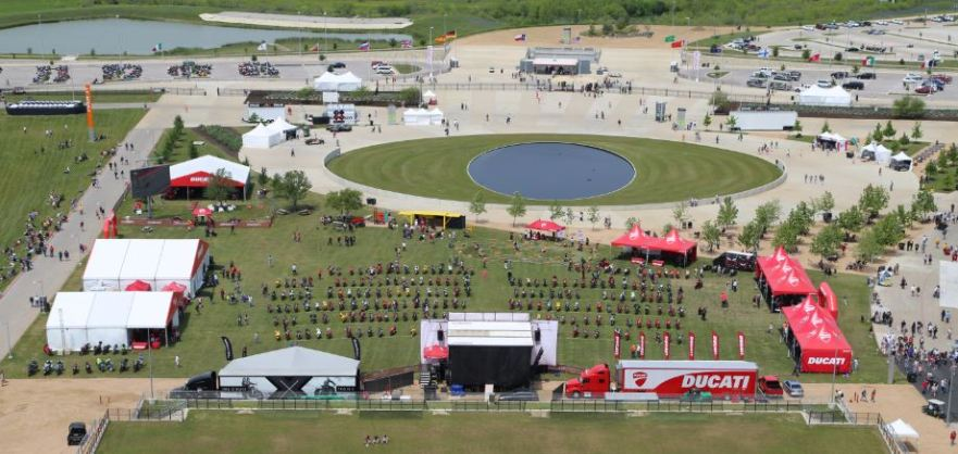 Bike-urious MotoGP Austin - Tower View 2