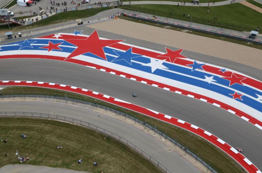 Bike-urious MotoGP Austin - Tower View 4