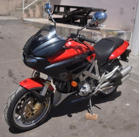 Bimota Mantra DB3 - Front Left
