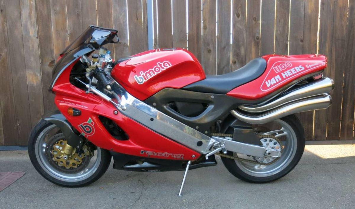 1996 Bimota SB6R