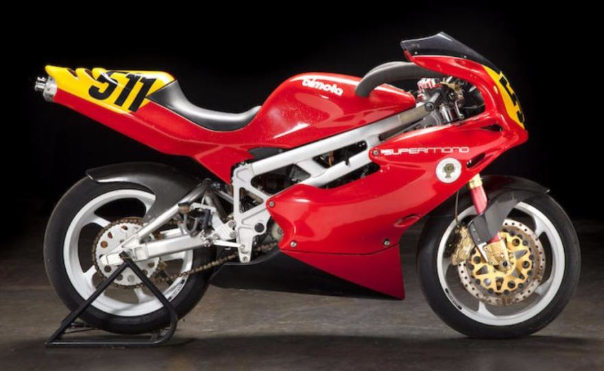 Bimota Supermono - Right Side