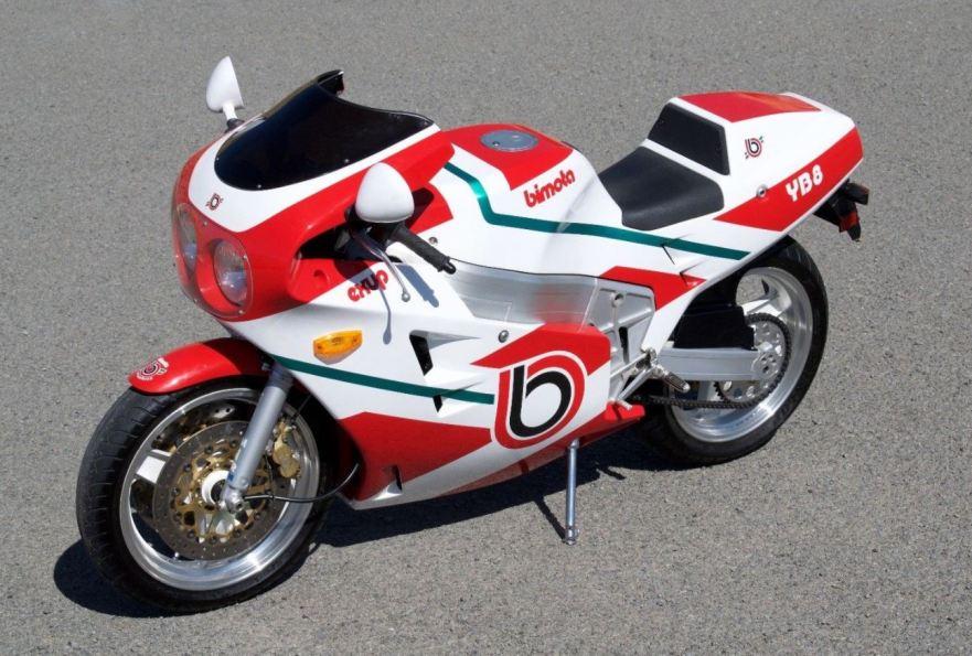 1992 Bimota YB8 | F65.1 | Las Vegas 2020