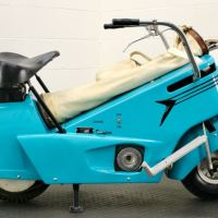 1958 Bobcat Golf Scooter