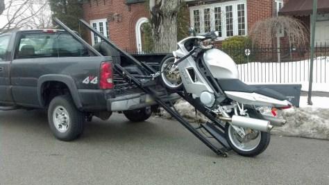 Bought on Bike-urious - MZ 1000S - Ramp