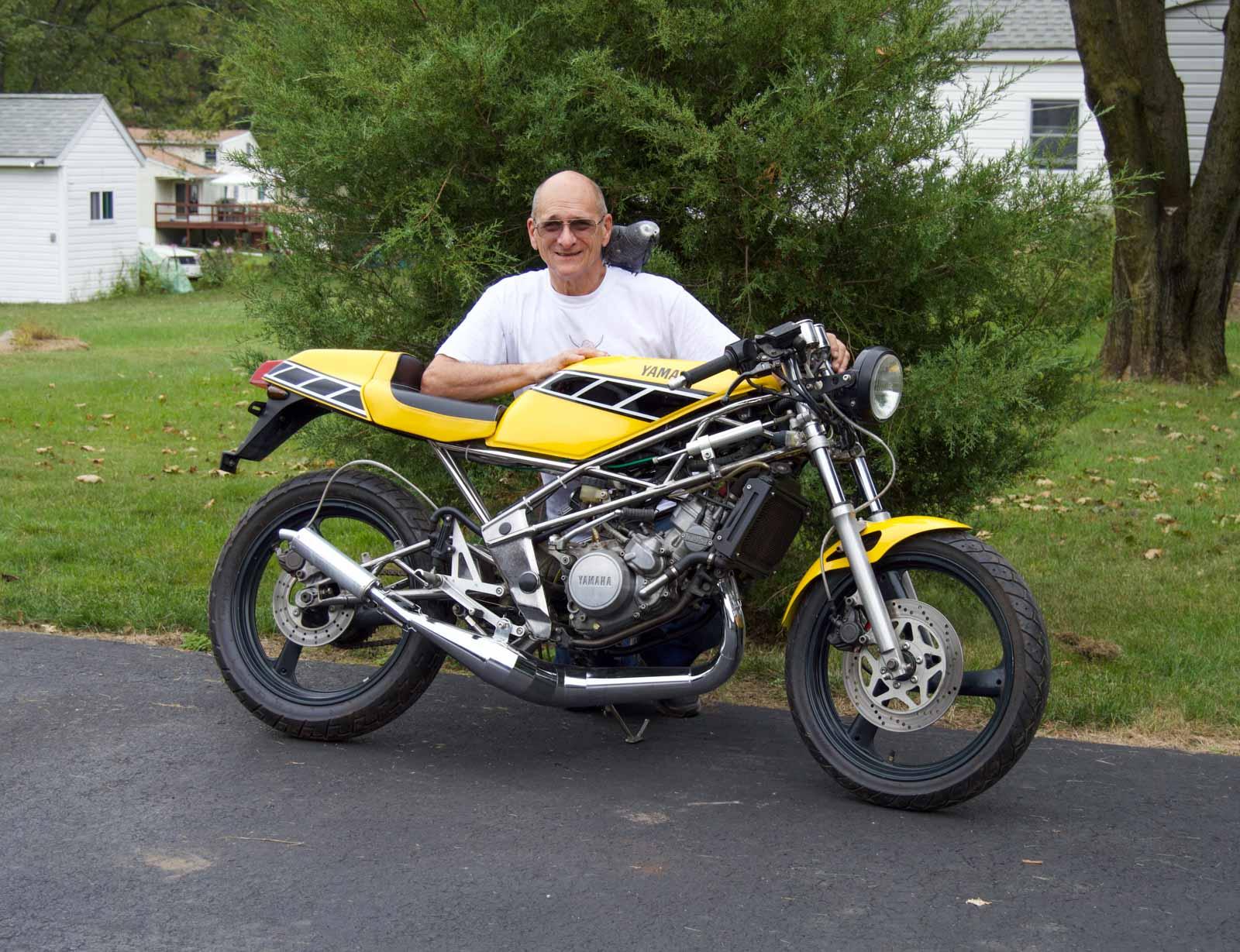 Bought on Bike-urious – Unexpected Custom Ending Soon – 1986 Yamaha SDR200