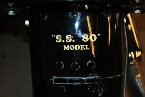 Brough Superior SS80 - Logo