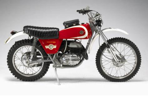 Bultaco Matador MkV - Right Side