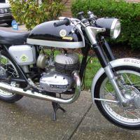 Rare Project - 1969 Bultaco Metralla Mk2
