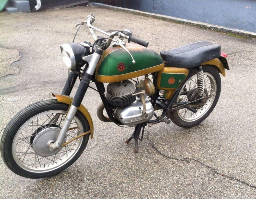 Bultaco Metralla Cafe Racer