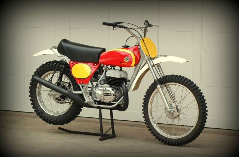 Bultaco Pursang - Right Side