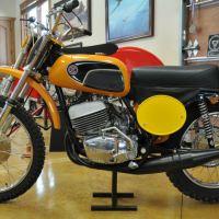 Restored - 1972 CZ 400