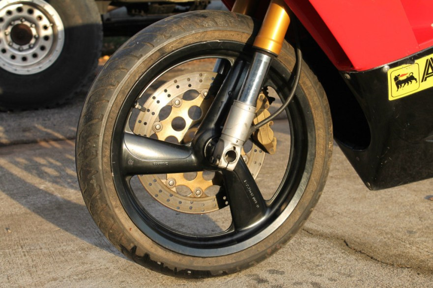 Cagiva Mito - Wheel