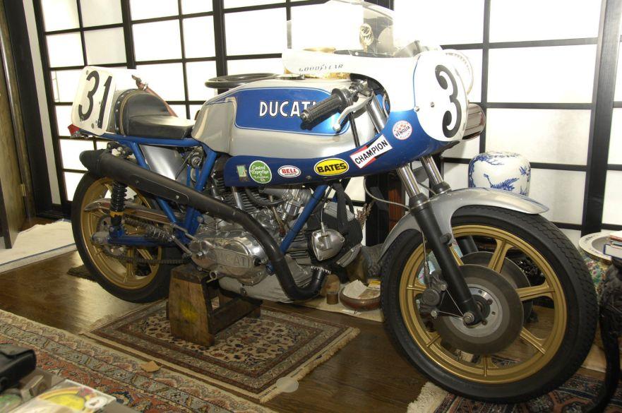 California Hot Rod - Ducati 750SS - Front Right