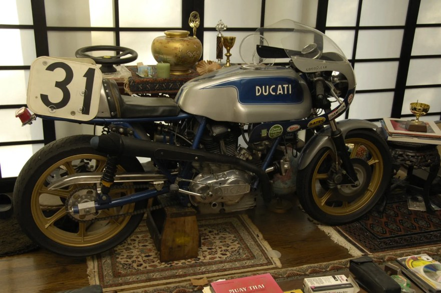 California Hot Rod - Ducati 750SS - Right Side