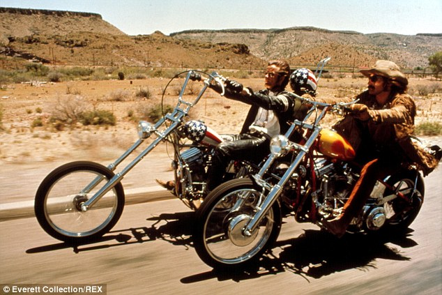 Captain America Easy Rider - Film