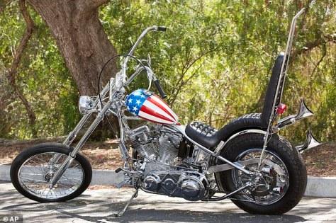 Easy Rider Bike Auction