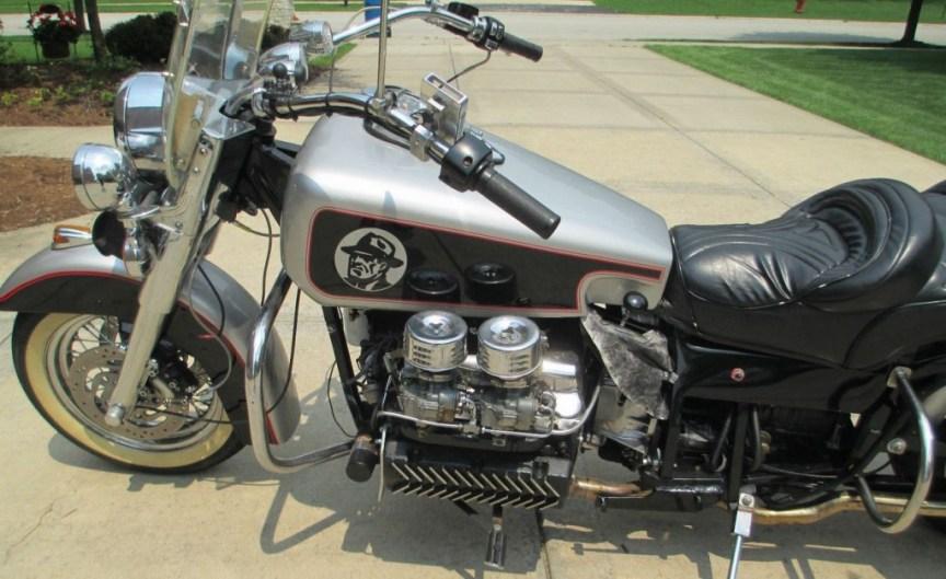 Corvair Motorcycle - Engine