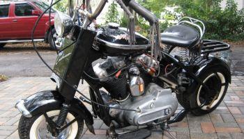 1957 Cushman Eagle – Bike-urious