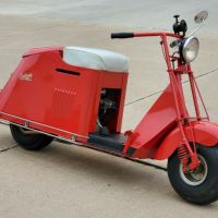 Restored With No Reserve - 1948 Cushman Road King