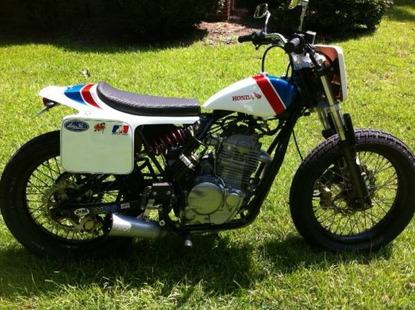 Custom Flat Tracker - Right Side
