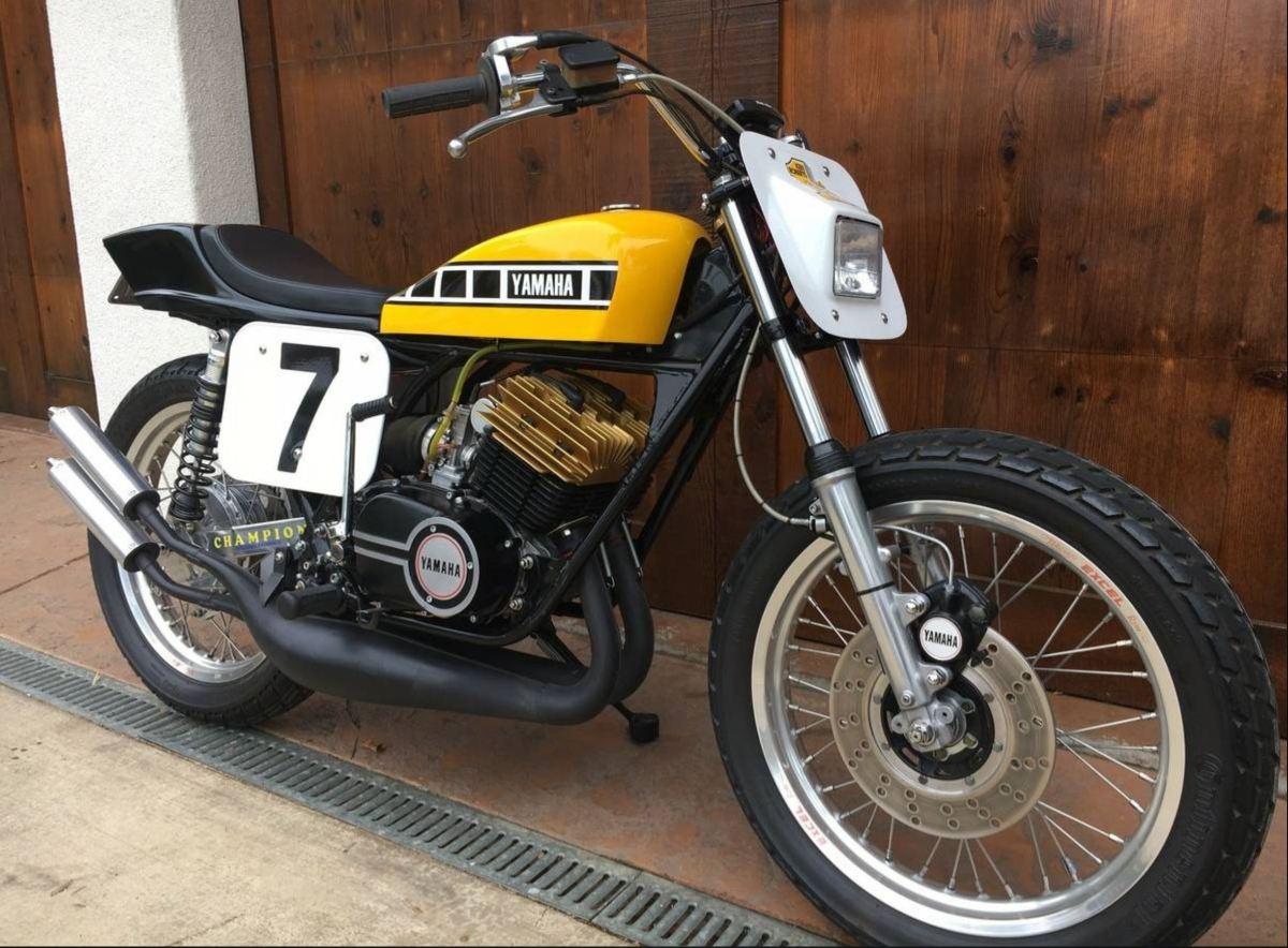 1 Of 11 1974 Moto Carrera Del Mar Yamaha Rd350 Street