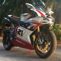 2009 Ducati 1098R Troy Bayliss Replica – 76/500