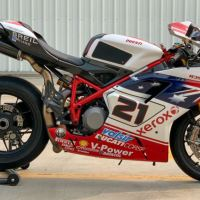 For Charity – 2009 Ducati 1098R Troy Bayliss #269