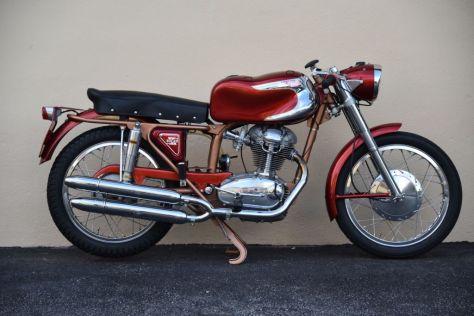 Ducati 200 Elite - Right Side
