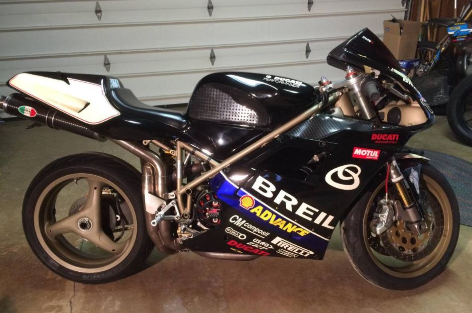 Nice Price - 1998 Ducati 748 w/ 890 Big Bore Kit