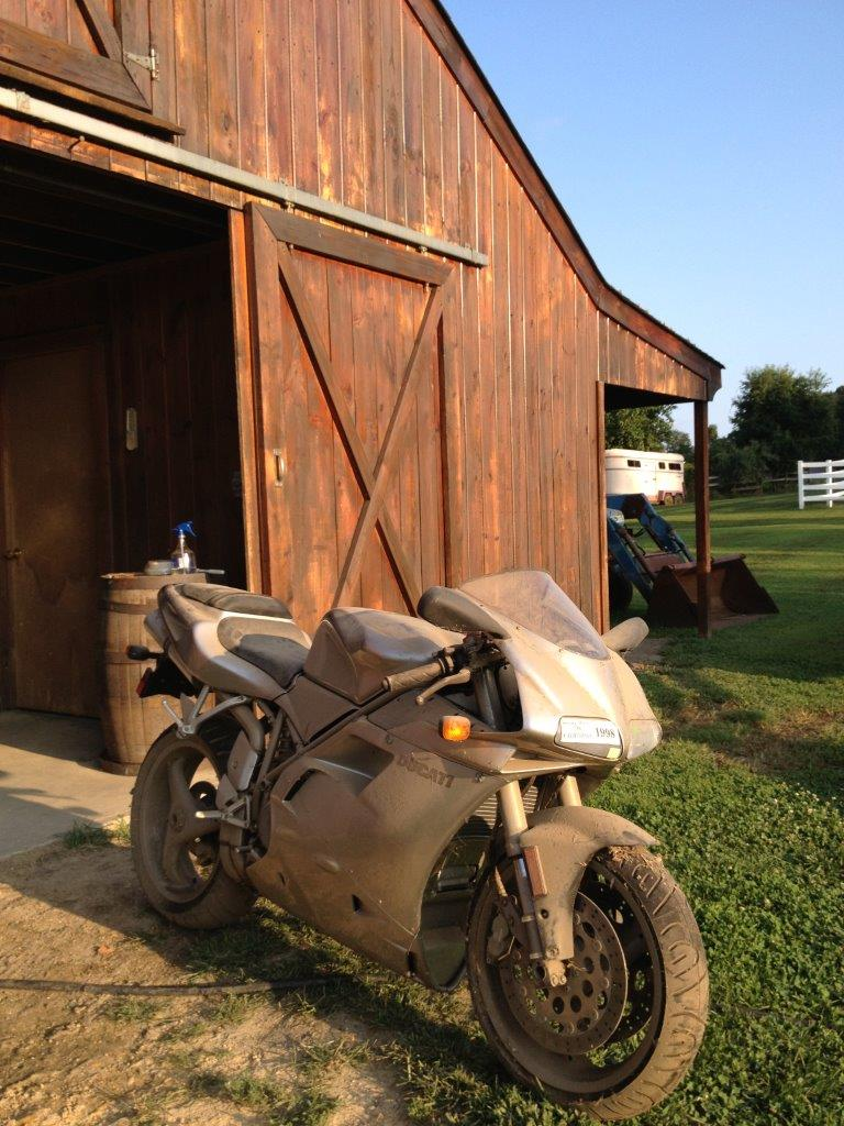 Ducati 748L Neiman Marcus Edition - Barn Find