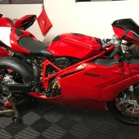Well Optioned, Nice Price - 2003 Ducati 749