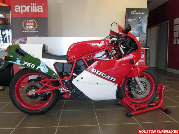 Ducati 750 F1 - 1