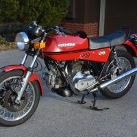 Ugly Duckling - 1975 Ducati 860GT