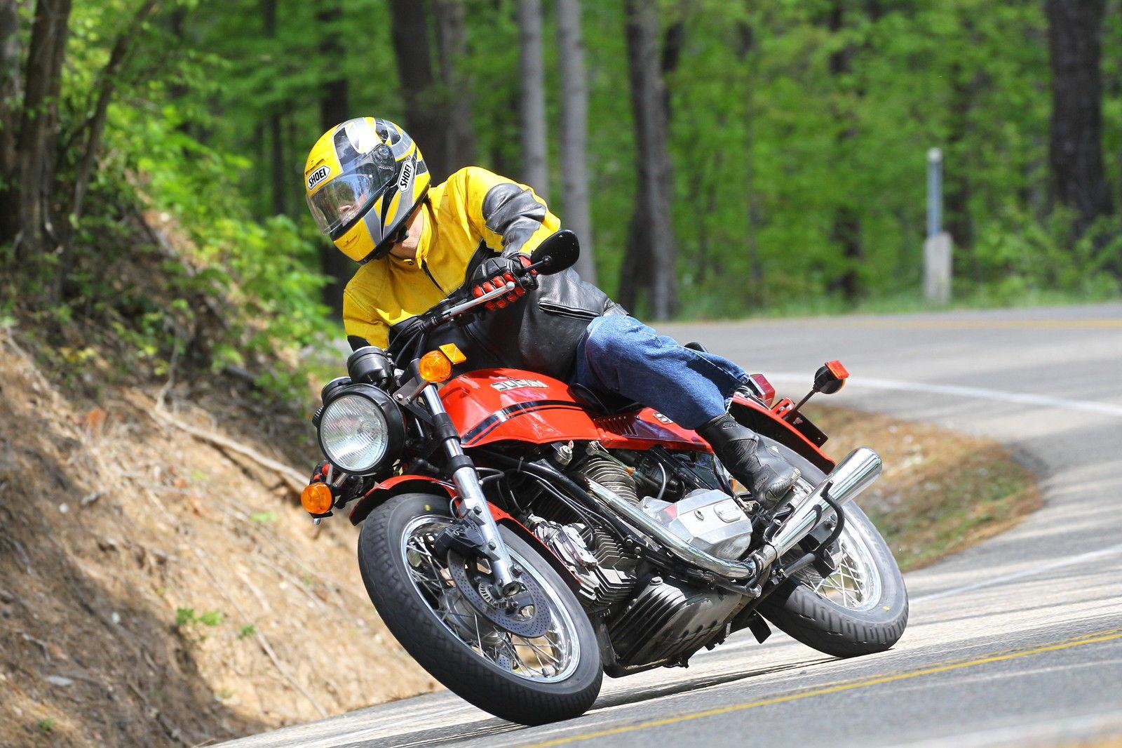ugly duckling – 1975 ducati 860gt | bike-urious