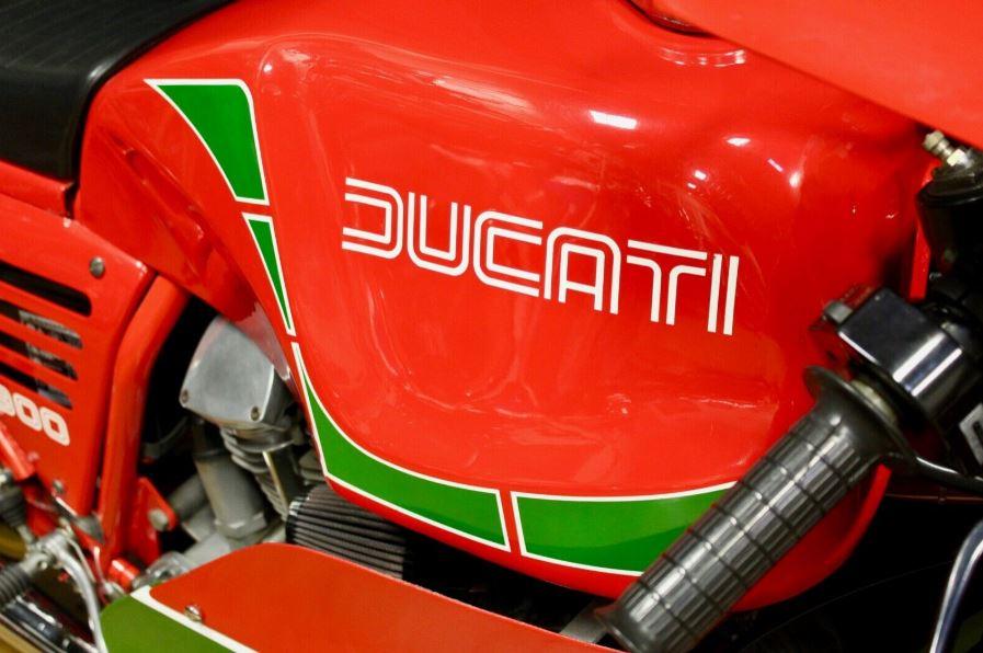 905 Miles – 1983 Ducati 900 MHR
