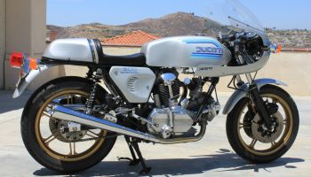 last of the breed – 1982 ducati 900ss | bike-urious
