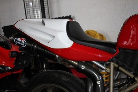 Ducati 916 SPS - Tail