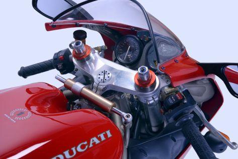 Ducati 916 Superbike - Cockpit