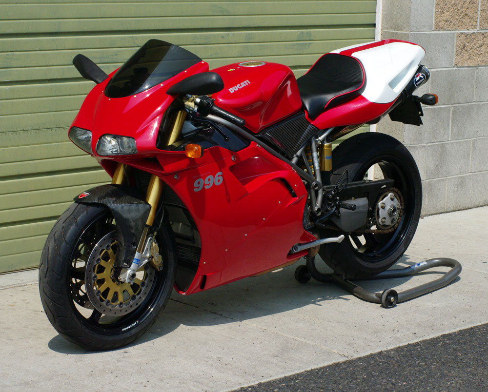 Ducati 996 Sps Bike Urious