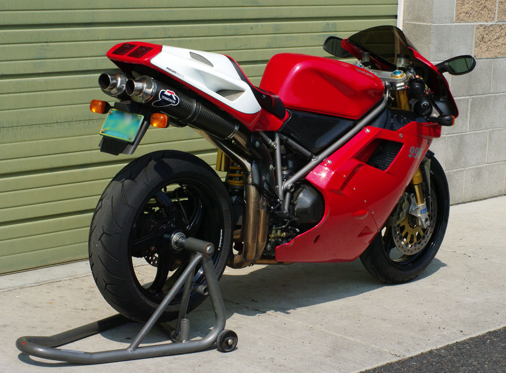 2000 Ducati 996 Sps Bike Urious