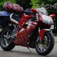 Video Intermission - Around the World on a Ducati 998