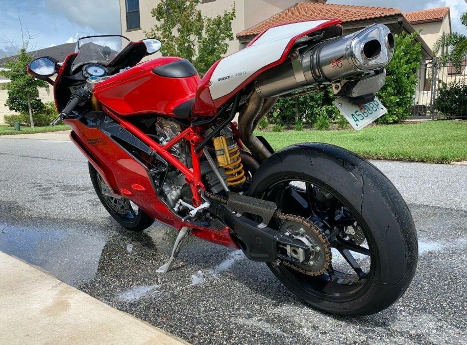 No Reserve – 2005 Ducati 999R