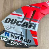 No Reserve - Ducati Desmosedici GP18 Signed Fairing
